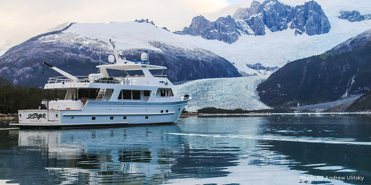 Expedition: M/Y Argo