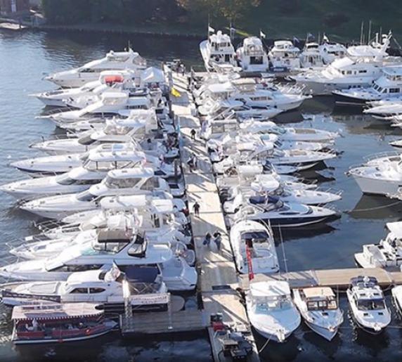 Annapolis U.S. Powerboat Show