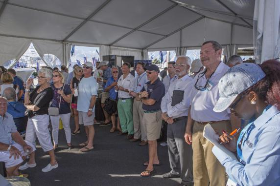 Outer Reef Yachts Successfully Showcases Three Yachts at 2016 FLIBS