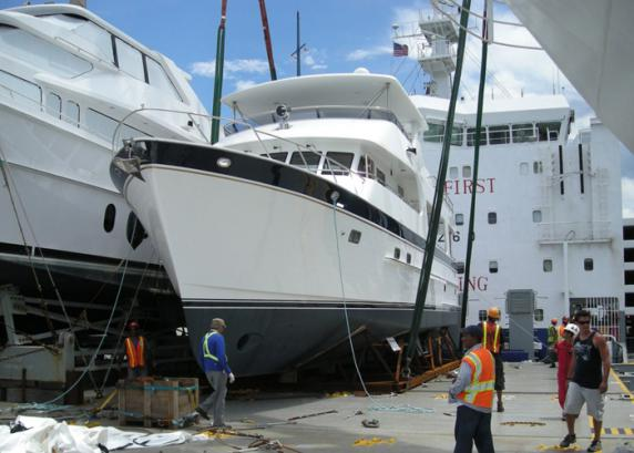 New Outer Reef 70 Arrives in Fort Lauderdale