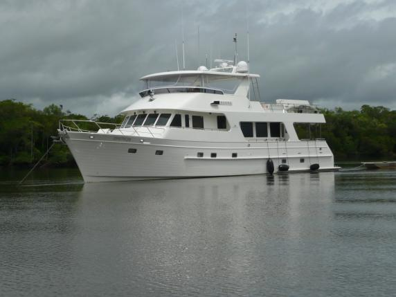 Aroona Goes to Princess Charlotte Bay