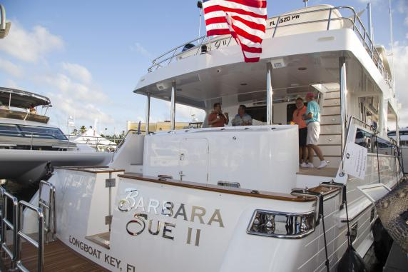 Outer Reef Yachts Finds Success at the 2015 Fort Lauderdale Boat Show