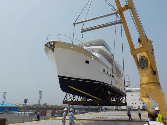 New Outer Reef Classic 19 Meter (63') Heading to Europe