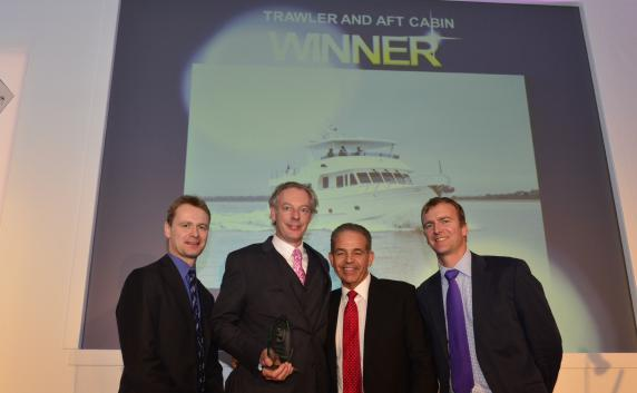 Outer Reef Yachts Wins 2014 MBY Award for 700 Series