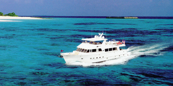 Outer Reef Yachts Teams Up with Aroona Luxury Yacht Charters