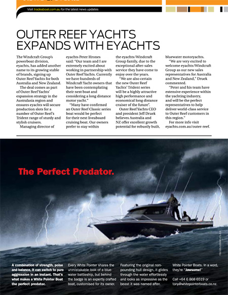 eyachts Feature