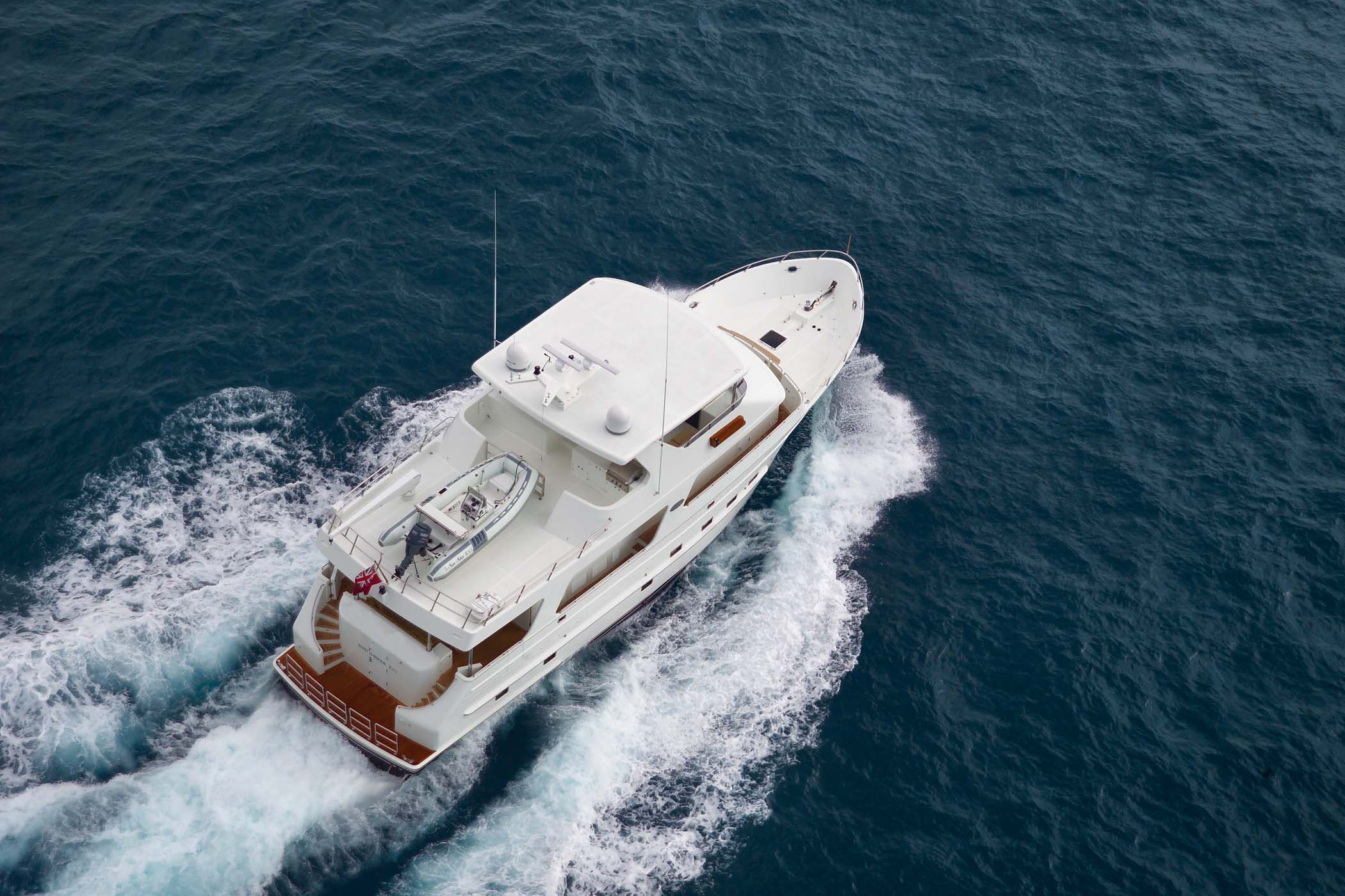 The OR 73' - The Most Sea-Kindliness Yacht