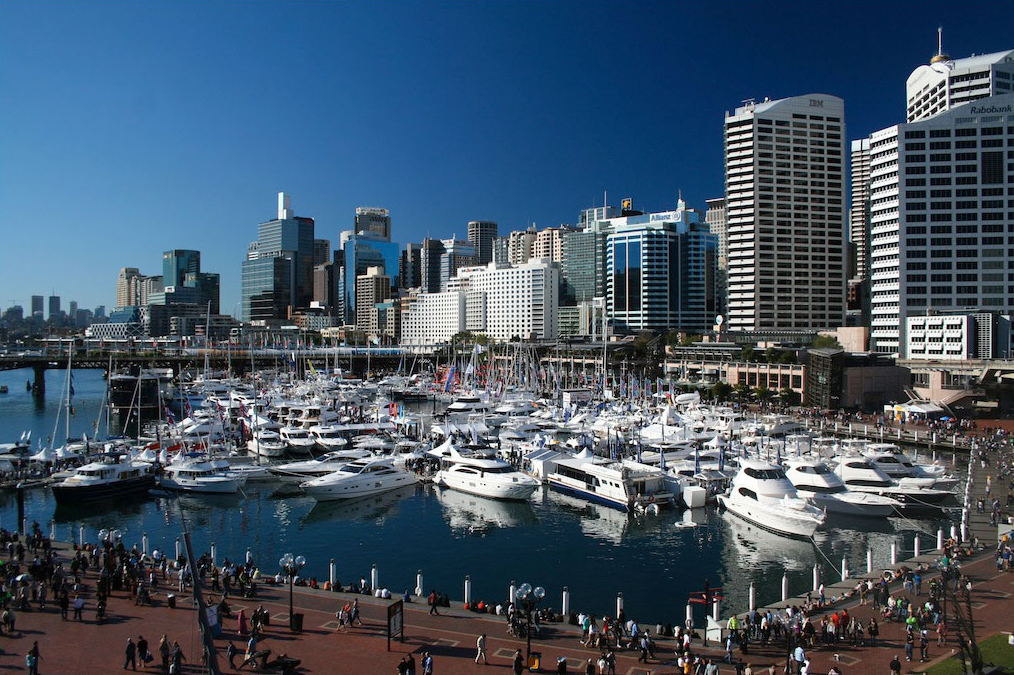 2017 Sydney International Boat Show