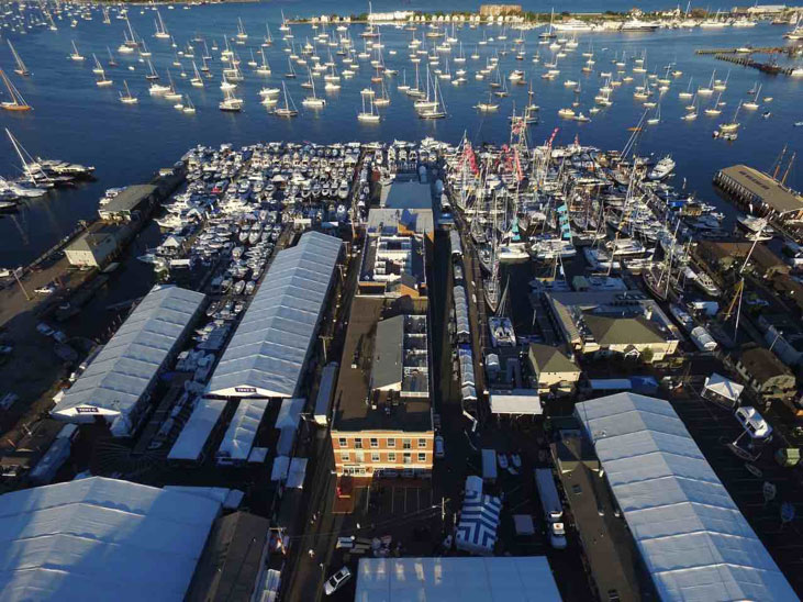2018 Newport International Boat Show