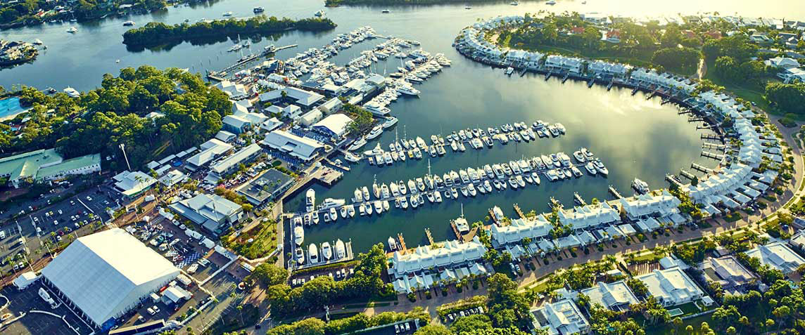 2018 Sanctuary Cove International Boat Show