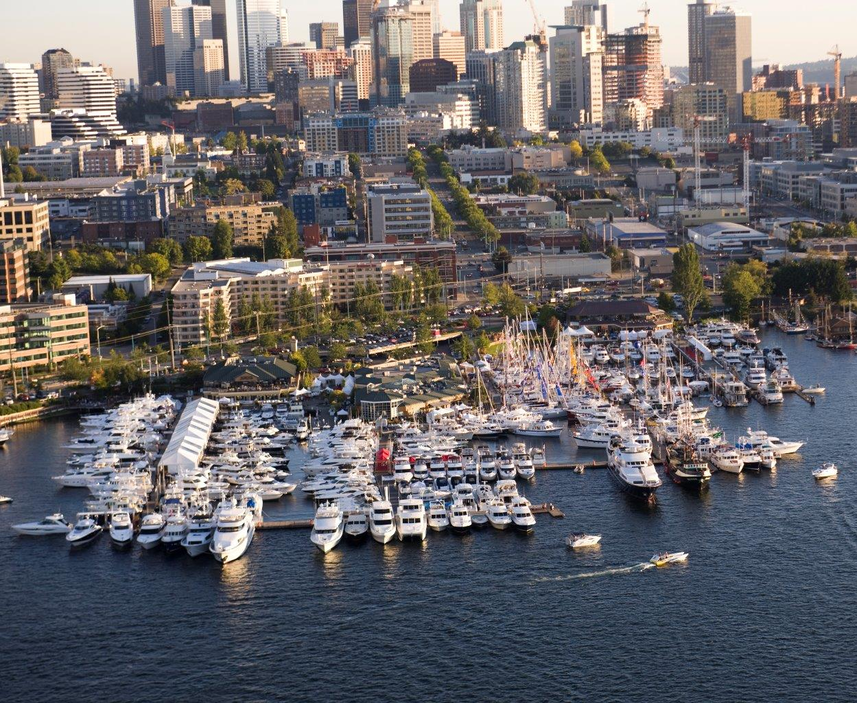 2019 Seattle Boat Show