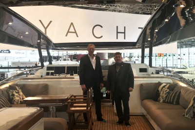 Outer Reef Reps at 2018 boot Dusseldorf