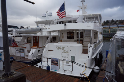 Outer Reef Yachts Location Seeing Great Attendance at the Seattle Show