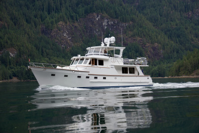 2015 60' Euro DeFever For Sale