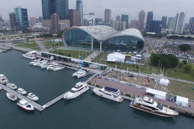 Next Week: Outer Reef Yachts Participates in the Taiwan Boat Show
