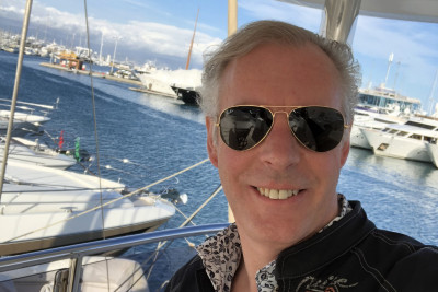 Outer Reef Yachts Sales Director Visits Antibes Location For Cruising Season Preparation