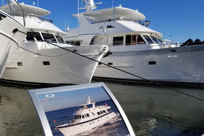 Outer Reef Yachts at the 2018 Palm Beach Boat Show