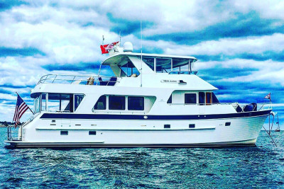 Start 2018 Cruising Season Today Aboard This Stunning 650 Outer Reef