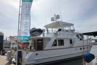 Outer Reef Yachts At 2018 Bremerton, WA Trawlerfest