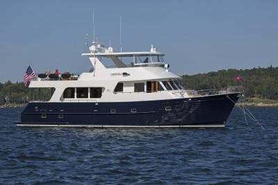 Stunning 650 Motoryacht QUINESKA Sold