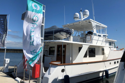 Outer Reef Attends Anacortes, Washington Boat And Yacht Show