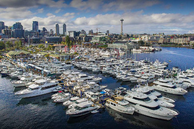 2018 Lake Union Boats Afloat Show