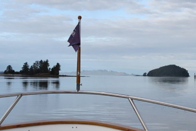 Homecoming Video of 2010 Outer Reef 800 Motoryacht