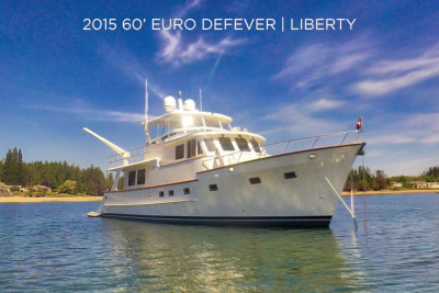 August 2018 Private Tours of LIBERTY, 2015 60 Euro DeFever