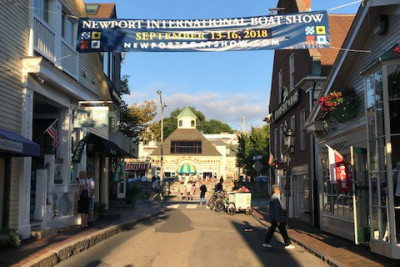Outer Reef Yachts In Newport For 2018 Show