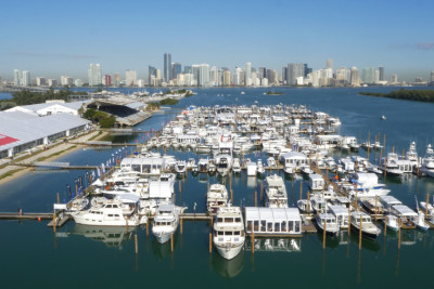 2019 Miami International Boat Show