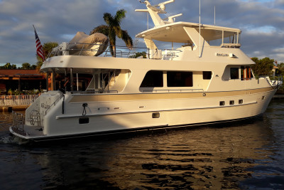 New 700 Outer Reef Successfully Journeys from Huntington to Lauderdale