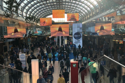 Outer Reef European Sales Director Attending 2019 Dusseldorf Boat Show