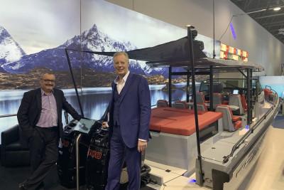 2019 Dusseldorf Show Underway