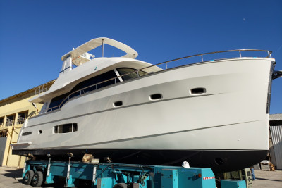 Another New Trident 620 Ready to Sea Trial