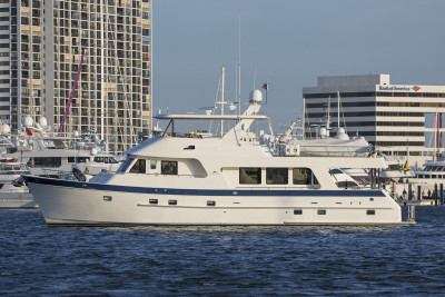 NEW LISTING! 2012 Outer Reef 700 - AUGUST MOON