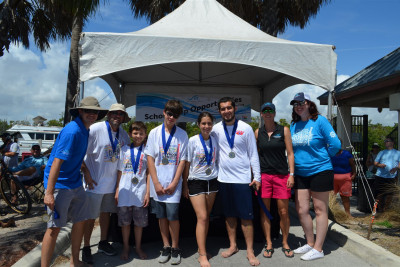 Outer Reef Sponsors MIASF 2019 Plywood Regatta Team
