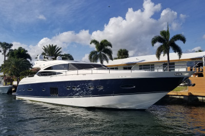 SOLD! Outer Reef Rep Sells 2010 Princess V78