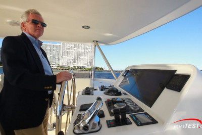 700 Outer Reef Motoryacht BoatTest.com Test and Features Videos