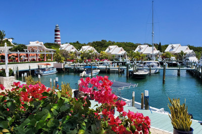 Outer Reef Yachts Owners' Holiday: Fun in Hope Town