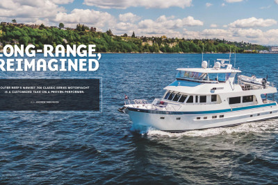 PassageMaker Magazine Writes About New 700 Motoryacht