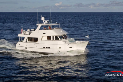 New Video: 610 Outer Reef Motoryacht BoatTest Features Video