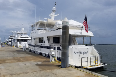 SERENDIPITY 2 - Newest Addition to Outer Reef Yachts Fleet
