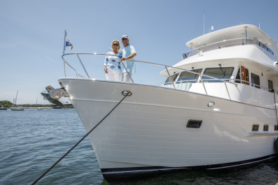Wall Street Journal: Yacht Owners Ditch Life on Land for the High Seas