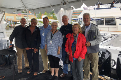 A Very Successful 2019 Boats Afloat Show