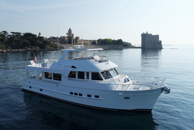 Outer Reef Azure Leaves a Lasting Impression With Visitors at This Year's Cannes Yachting Festival