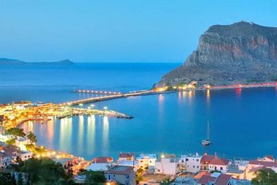 Outer Reef Yachts Featured Destination - Monemvasia, Greece