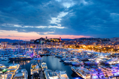 2020 Cannes Yachting Festival