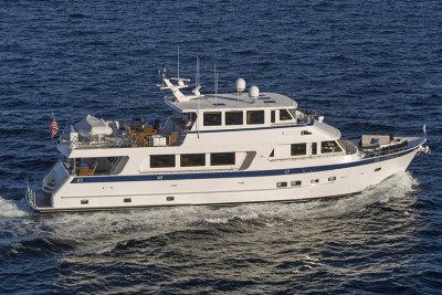 Considering Building a New Yacht 90' (27 Meter) or Larger?