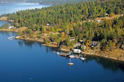 Featured Destination - Pender Island, British Columbia