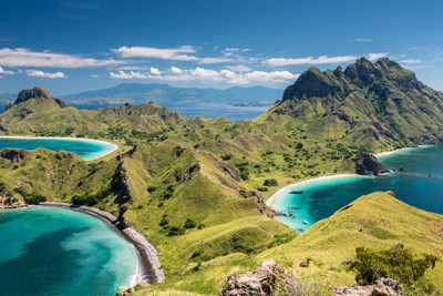 Outer Reef Featured Destination - Komodo, Indonesia